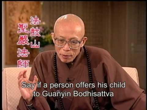 The mentality of dependence on Guanyin Bodhisattva (GDD-1116)DVD