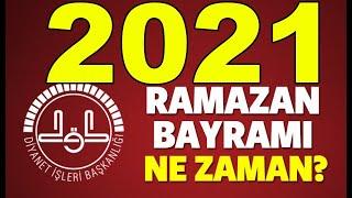 2021 Ramazan Bayramı Ne Zaman? Kaç Gün Tatil?