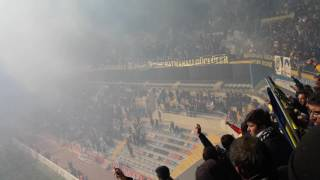 Ankaragücü şampiyonluk maçı (Kayseri)