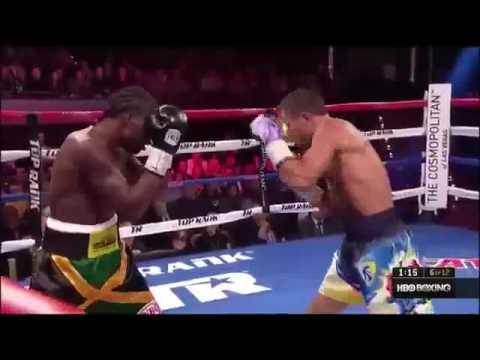 Boxing Film Study (Lomacheko vs Walter) - Basic Fundamentals- Boxing Techniques - Boxing Lessons