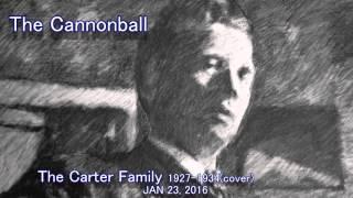 基本にもどってCarter Family。めずらしくこの曲はA.Pカーター一人で歌...