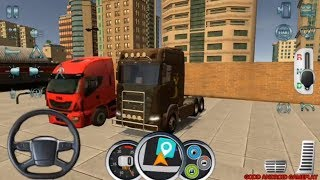 Euro Truck Driver 2018 - New Customize Truck Android GamePlay FHD