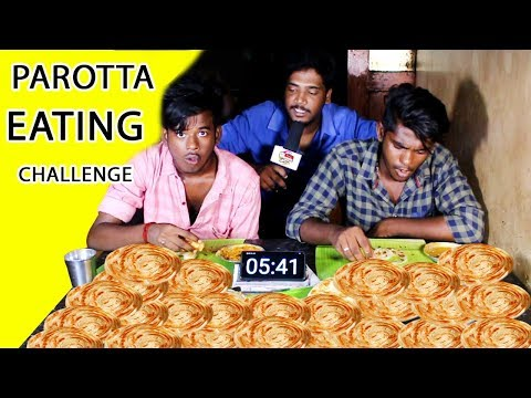 Parotta eating challenge | First Junction | Eating challenge | periya sothumootai