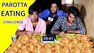 Parotta eating challenge | First Junction | Eating challenge | periya sothumootai