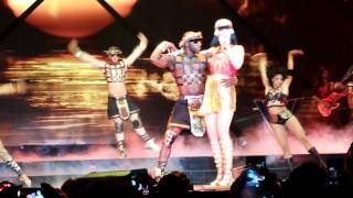 KATY PERRY LIVE - LEGENDARY LOVERS - LG ARENA