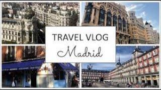Spain Travel Vlog