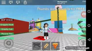 Roblox, Escape kkkk :-D