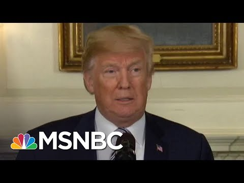 White House Official: 'Never Been This Wild' In The President Trump Admin | The Last Word | MSNBC