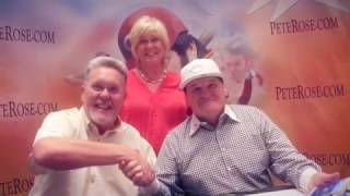 Pete Rose featured in