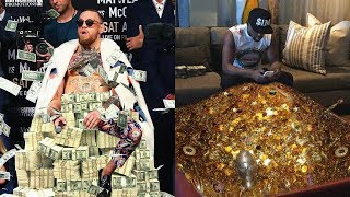 Floyd Mayweather's Lifestyle VS Conor McGregor's Lifestyle ★ 2018 thumbnail