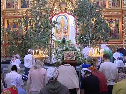 Молитвы коленопреклоненные в троицу идиентично