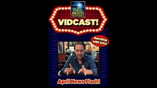 Full Moon Vidcast -April 2018