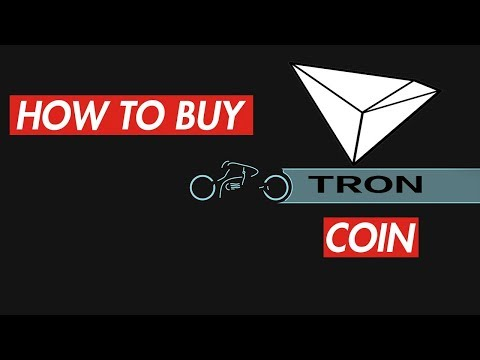 How to Buy Tron Coin (TRX) - CryptoCurrency Guide