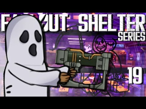 UPDATE: HALLOWEEN! NEW OUTFITS AND QUESTS | Fallout Shelter (PART 19) | SURVIVAL MODE + GAMEPLAY