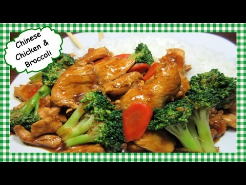 How to Make the Best Chicken and Broccoli Chinese Stir Fry Recipe ~ Healthy Chinese Cooking