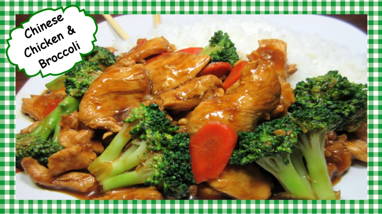 How to Make the Best Chicken and Broccoli Chinese Stir Fry Recipe ~ Healthy Chinese Cooking ...