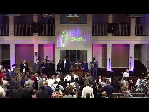 PTT2021 Rev Nathaniel Urshan HOLY GHOST RADIO LIVE