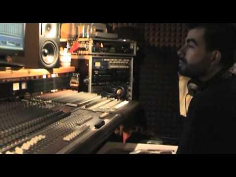 Roberto Diana - Raighes - recording session # 2