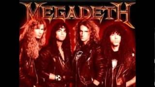 Megadeth - Go! Go! Power Rangers