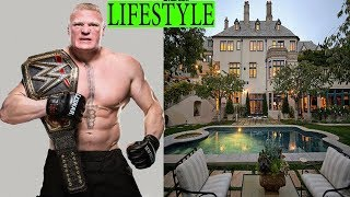 Brock Lesnar Lifestyle, Net Worth, Salary, House, Cars, Awards, Charity, Biography, Family ★ 2018