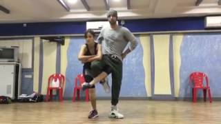 Katrina Kaif practicing on dil ullu ka pattha hai jagga jasoos &25hf4hs