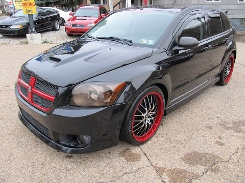 2008 Dodge Caliber SRT-4 One Of A Kind Signed By Ralph Gilles!