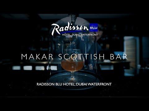 Makar Scottish Bar | Radisson Blu Dubai Waterfront