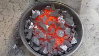 Как получить золото из камня...Самый эффективный способ(хлорирование)...GOLDEN CHANNEL...