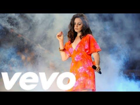 Lana del Rey - Coachella (Woodstock in my mind) (Music Video)