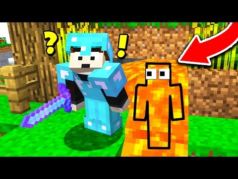 I CAN'T BELIEVE HE DIDN'T SEE ME... (Minecraft Trolling)