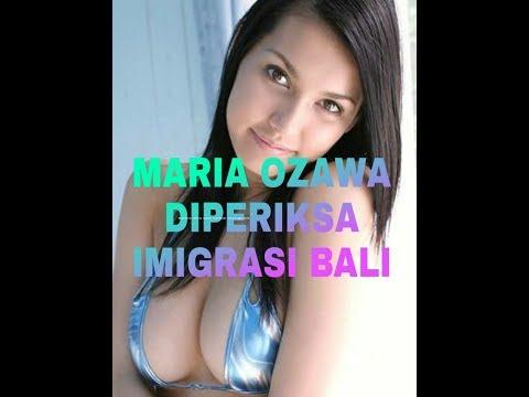 Bintang Porno Maria Ozawa/Miyabi Diperiksa Imigrasi di Bali... Mp3