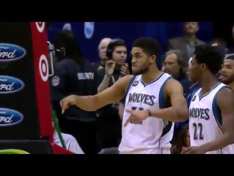 Top 10 NBA Plays: February 10th