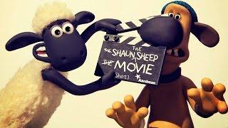 Барашек Шон Shaun the Sheep 01