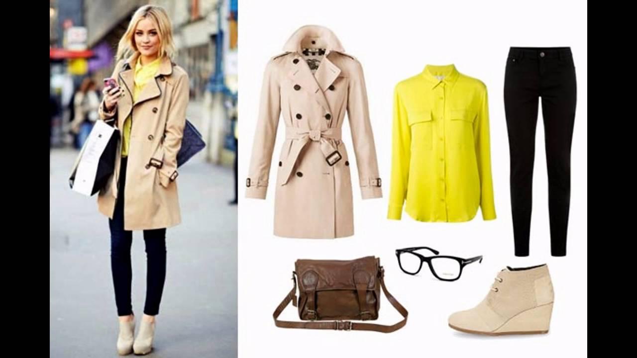 265dec2bea Combinaciones de ropa con botas beige - YouTube