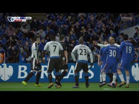 FIFA 16 Carrière Newcastle United [Saison 2] #42 [Chelsea-Newcastle] [Premier League] [FR]