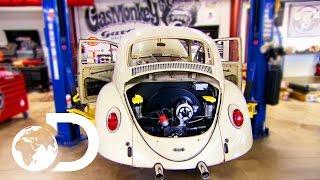 Building a 1965 Volkswagen Beetle | Fast N' Loud