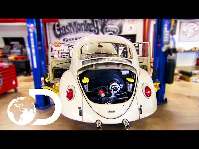 Fast N' Loud:  Building a 1965 Volkswagen Beetle