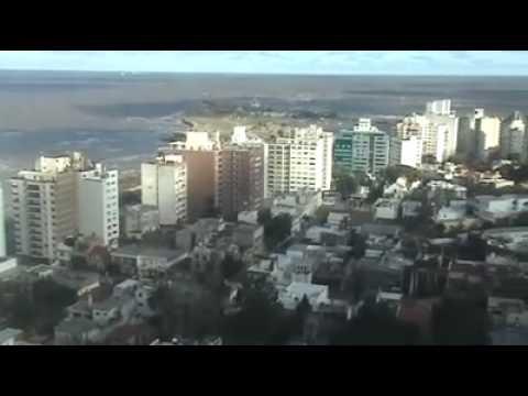 Panorama of Montevideo, Uruguay