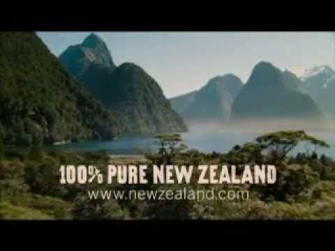 100 Pure New Zealand