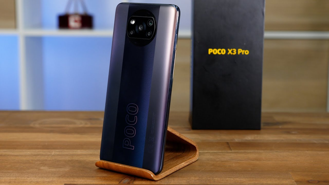 Xiaomi Poco X3 Pro im Test | CHIP