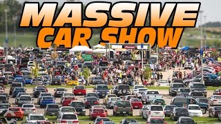 ice cream cruise 2014 over 3500 cars bikes