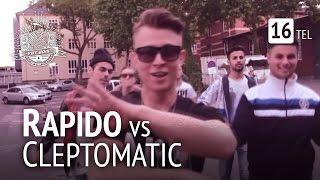 Rapido vs. Cleptomatic RR | VBT 2015 16tel-Finale (prod. by DJ Smochi)