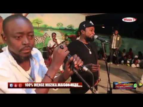 WERRASON ATUTISI BA ANIMATEURS MITU NA REPETITION NA LA ZAMBA PLAYA