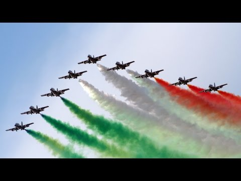 Airshow 2015 In Abu Dhabi