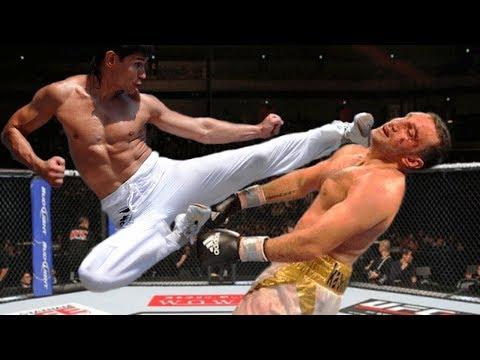 Taekwondo KO's in MMA
