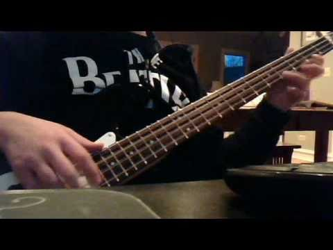 Gallows Pole Bass Cover Youtube