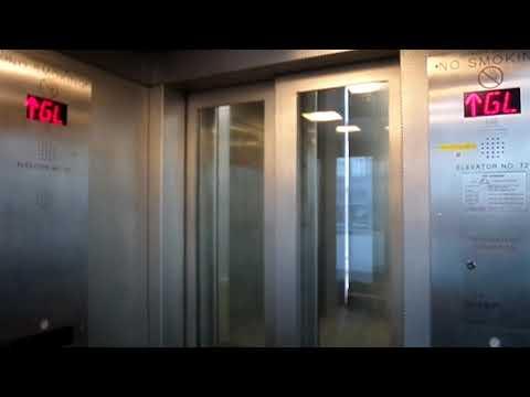 KONE Elevator at Government Center MBTA Station (Street/Green Line Platforms) in Boston, MA