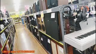 6-13| Đi mua loa Bose 55wer ở cửa hàng đồ cũ Nhật. xem thêm nhiều  loa chất lượng 👌👌