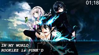 Nightcore - IN MY WORLD