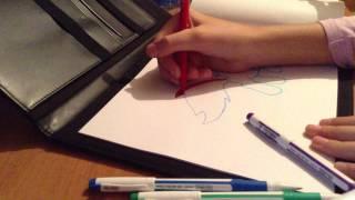 Как нарисовать Радугу Дэш(В этом видео я буду рисовать радугу дэш! Она смелая и быстрая пони! Я очень благодарна за лайки и подписки!..., 2015-01-03T13:18:43.000Z)